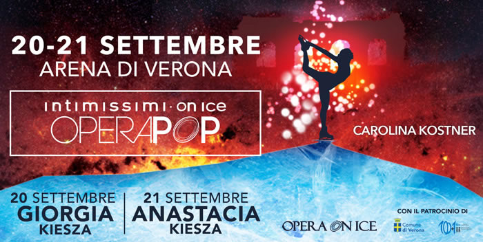 opera on ice 2014 giorgia anastacia