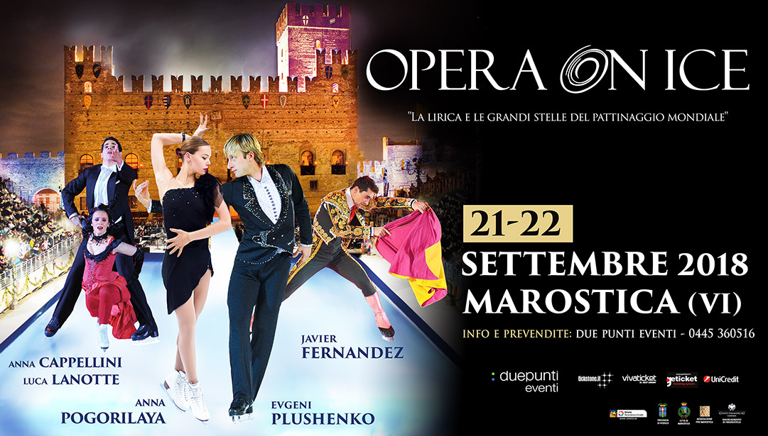 Opera on Ice 2018 Marostica