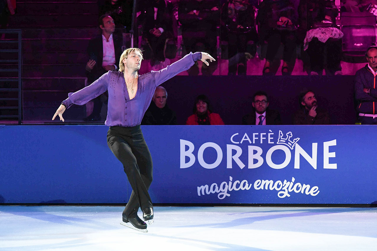 Evgeni Plushenko-Photo SGP Italia